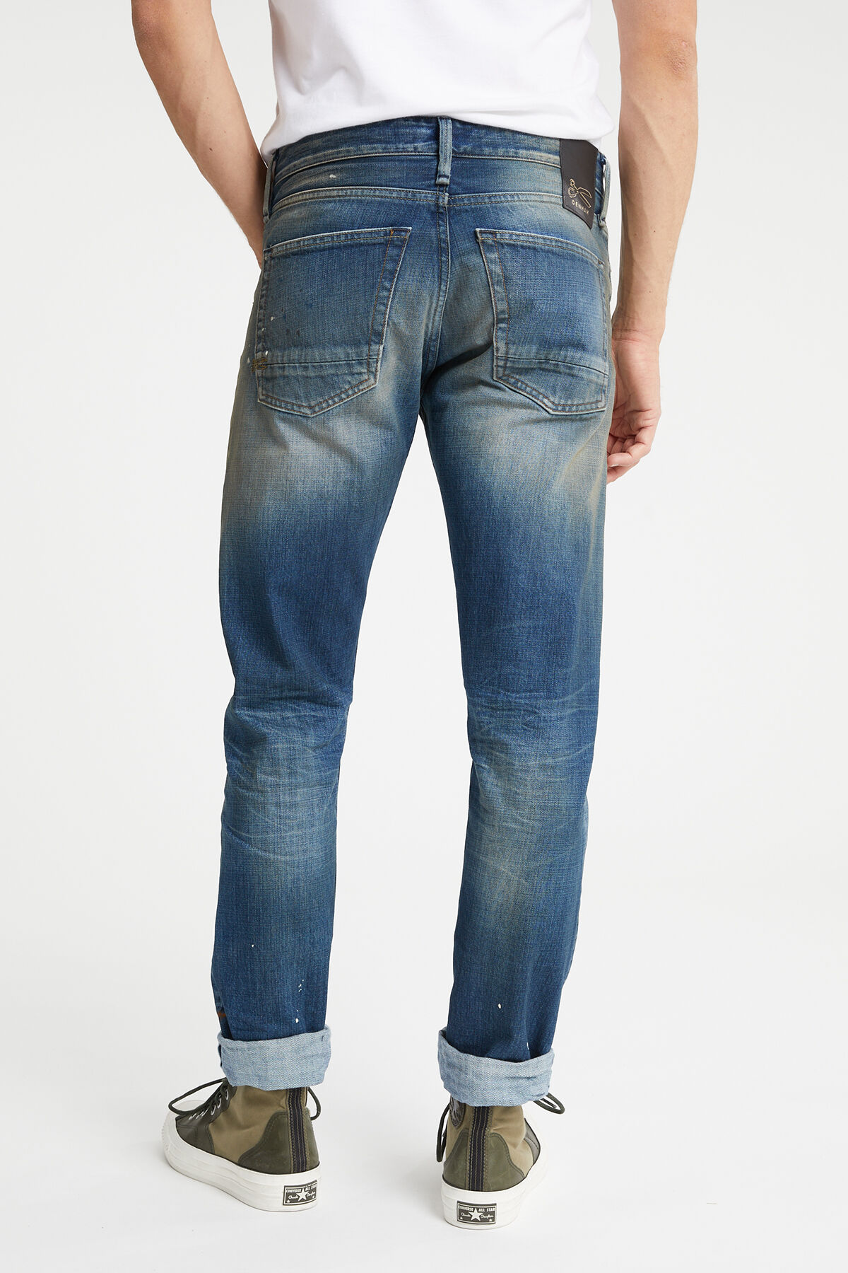 RAZOR Paint Selvedge - Slim Fit