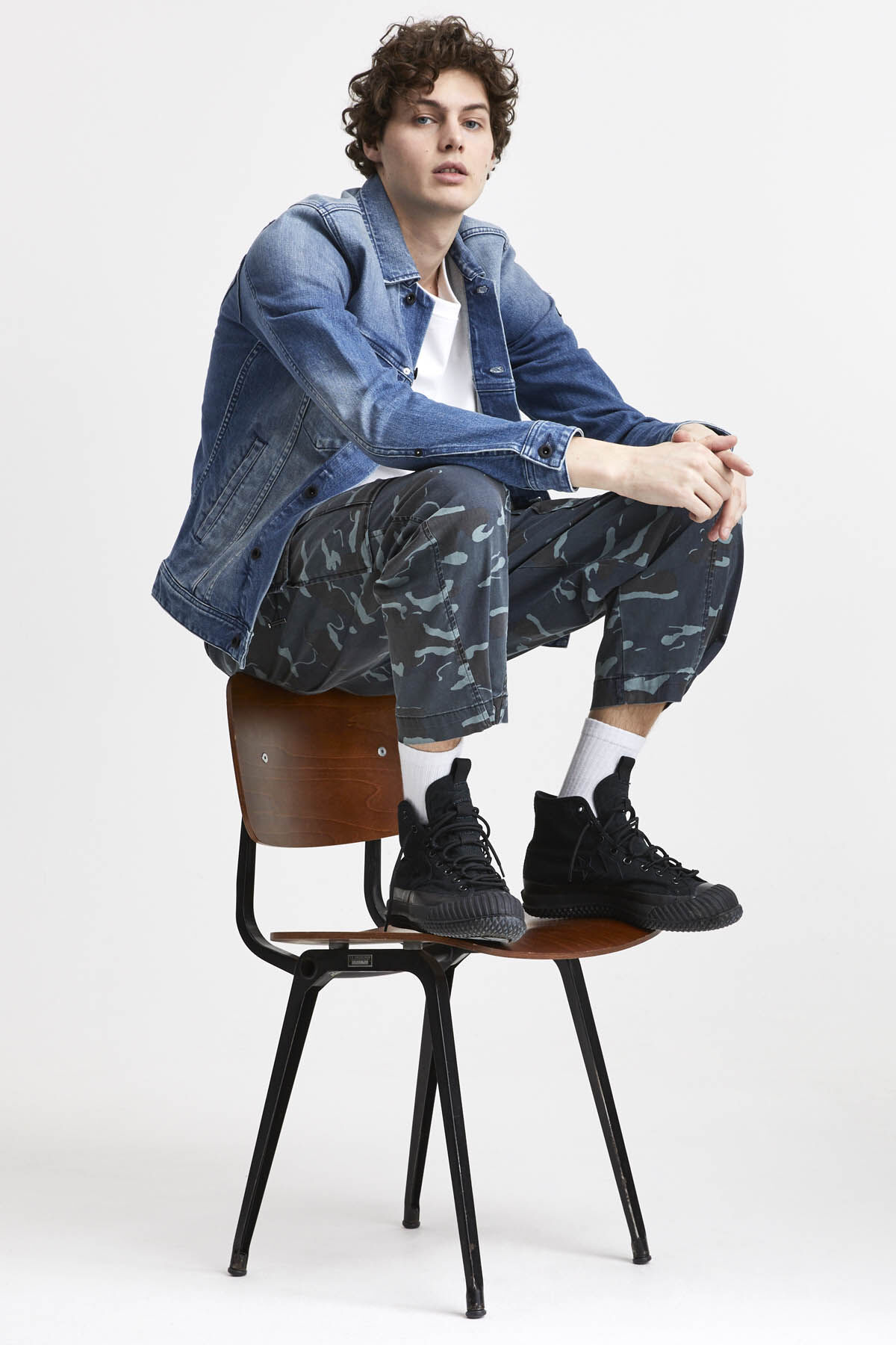 COMBAT PANT Lefthand Twill - Relaxed Fit