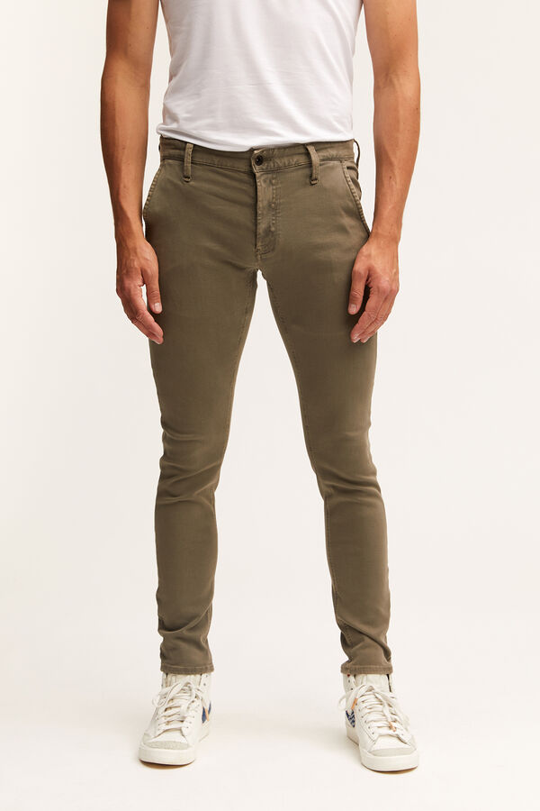 YORK Garment Dyed - Slim, Tapered Fit