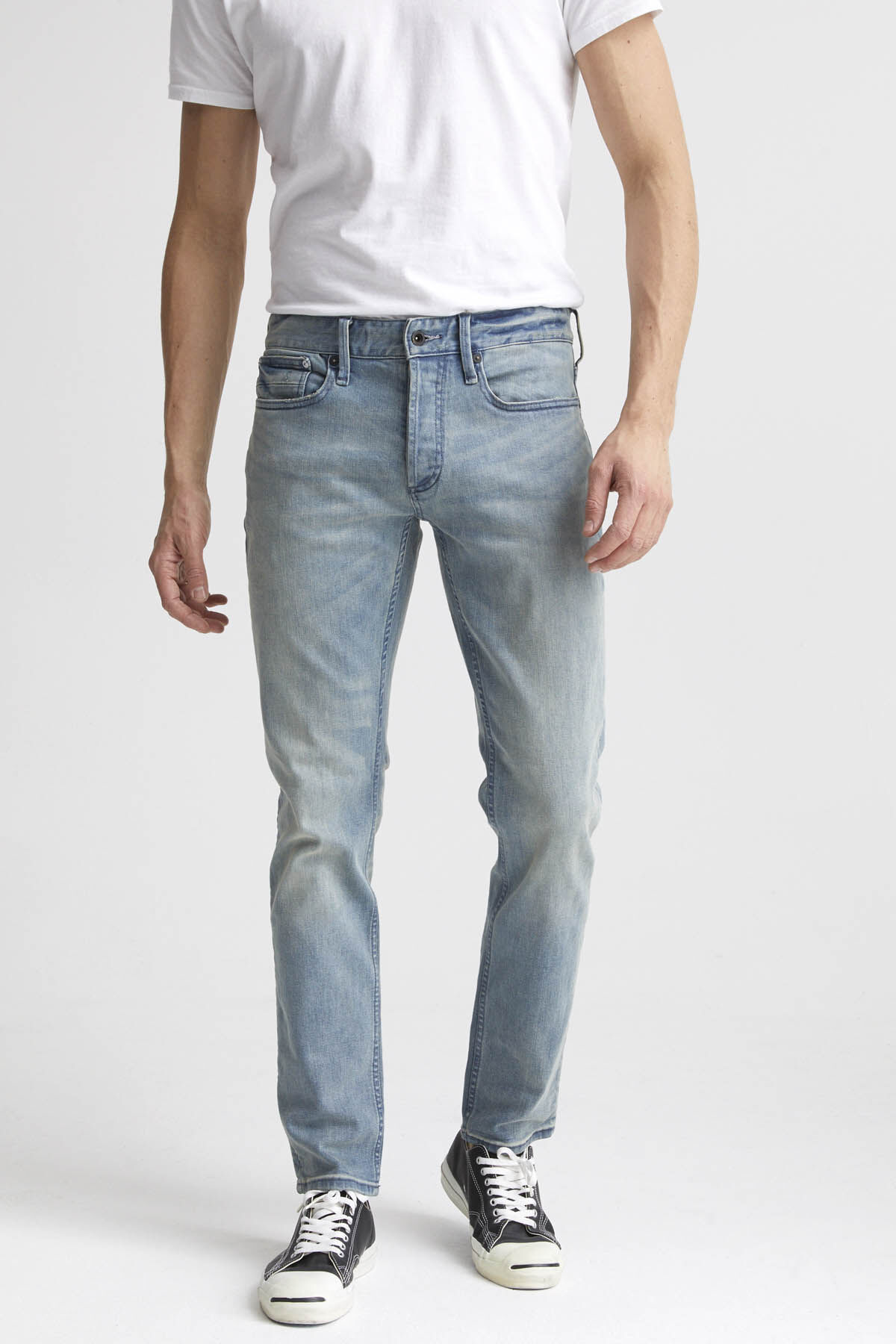 RAZOR Faded Indigo Denim - Slim Fit