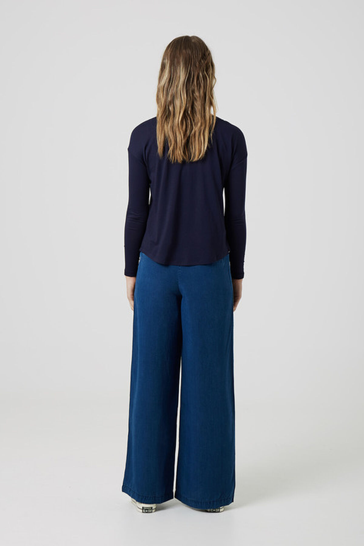 PALAZZO POCKET PANT IT