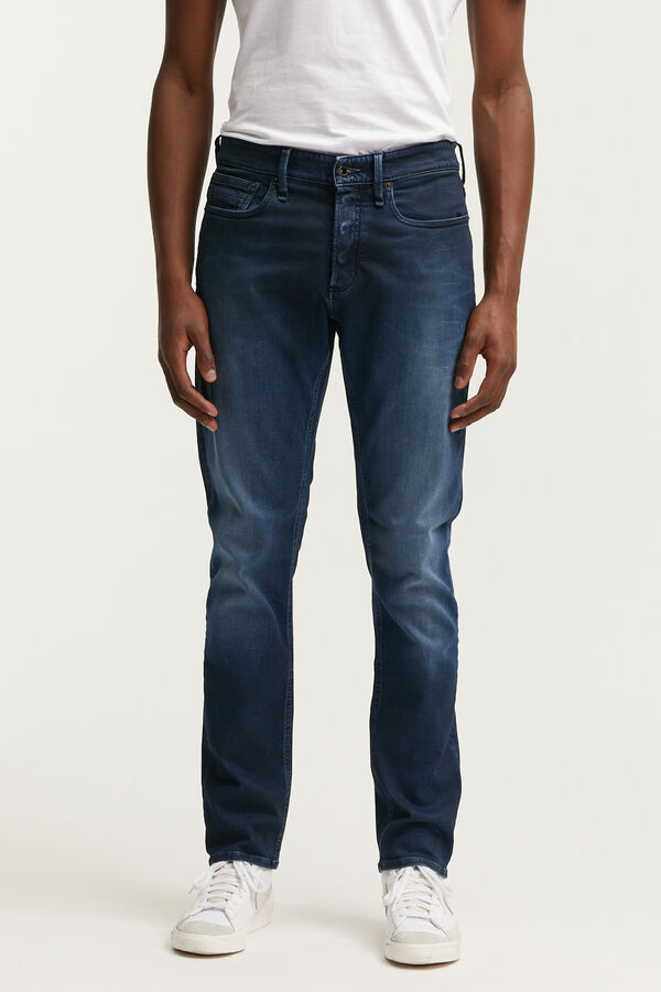 HAMMER Three-Year Indigo Denim - Athletic Fit