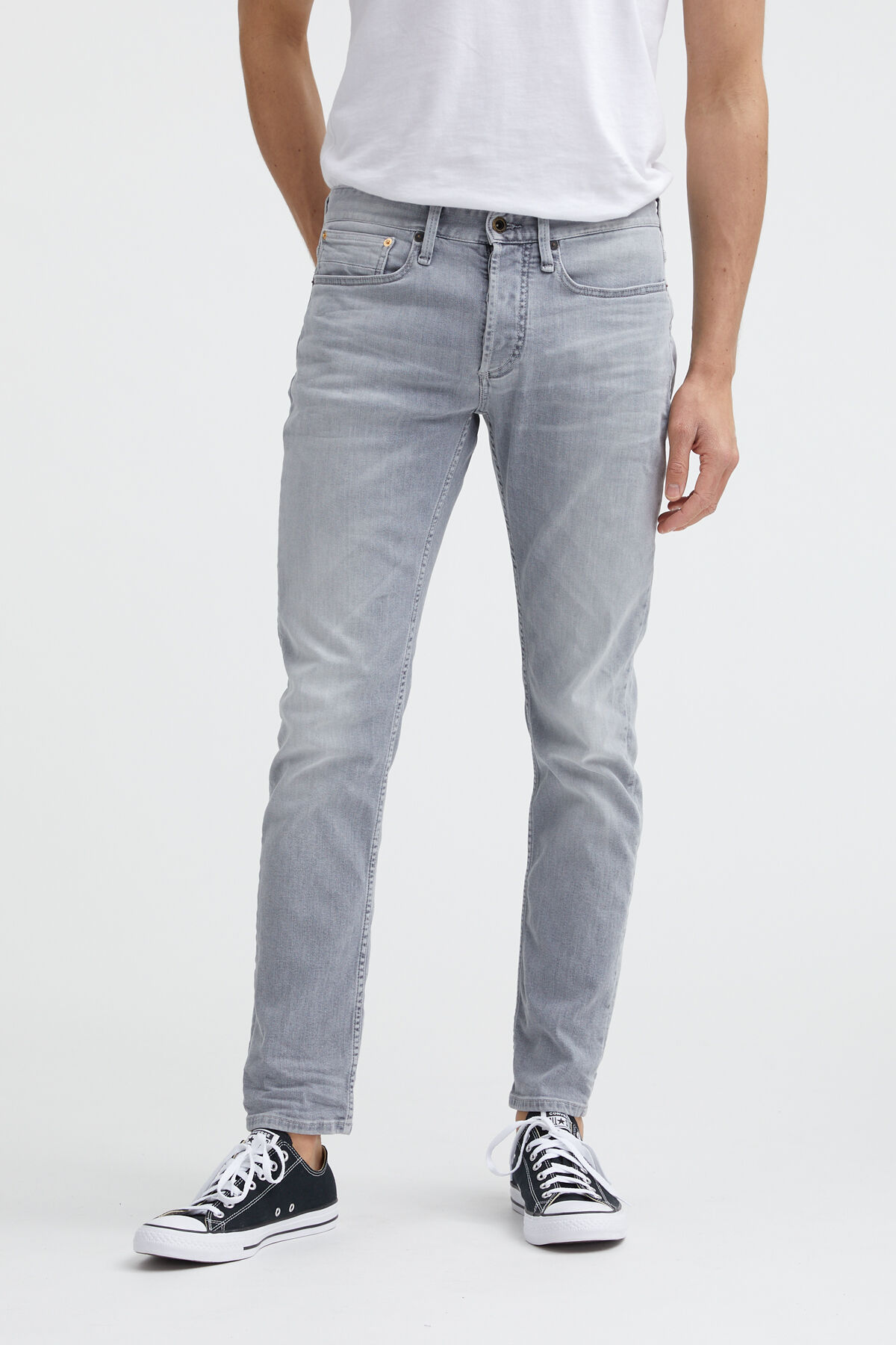 BOLT GOTS Organic Cotton Denim - Skinny Fit
