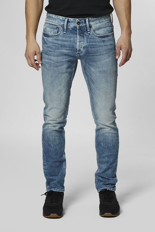 Razor Slim Fit Jeans - TUSC