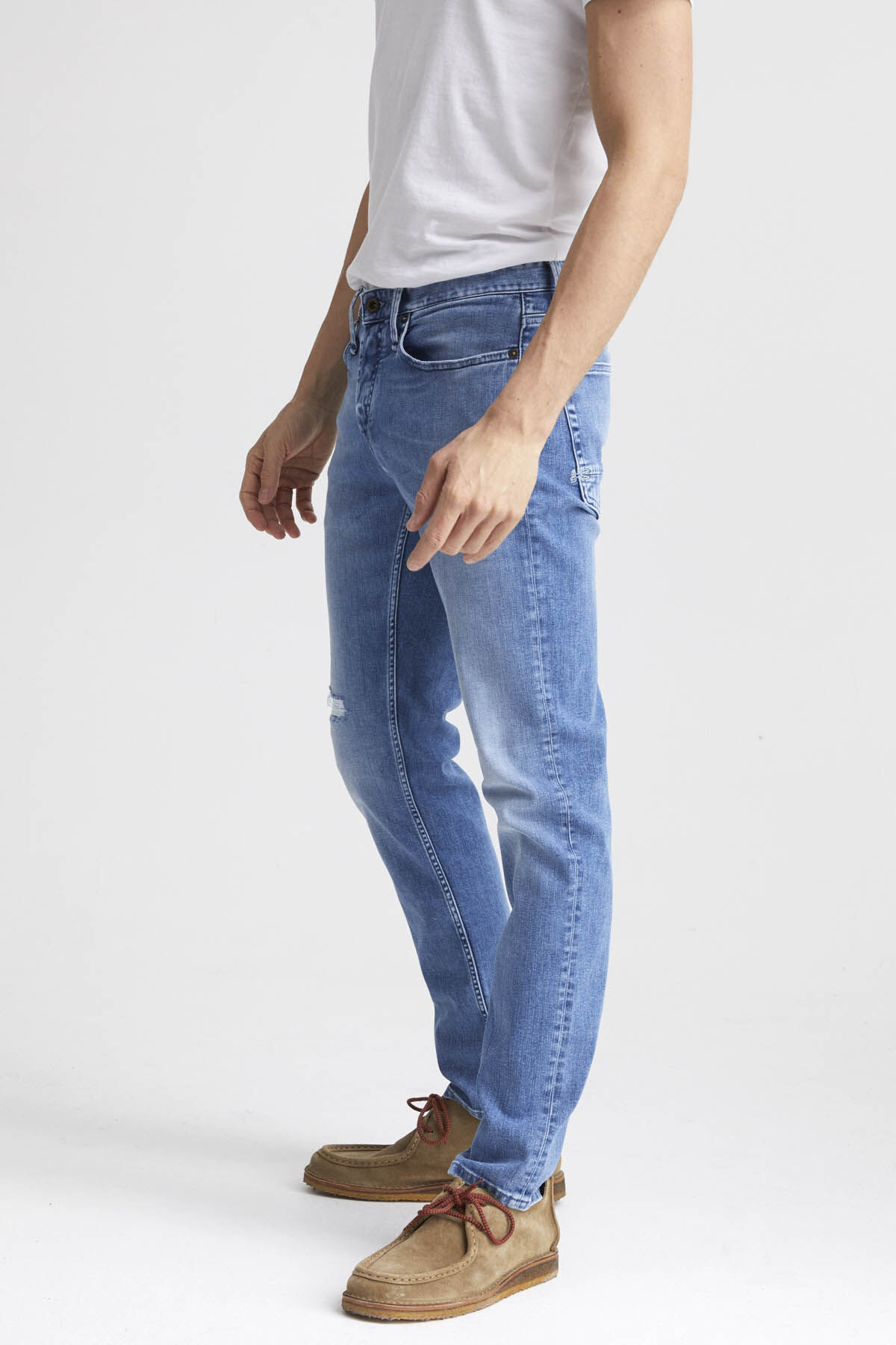 RAZOR Hand Repaired Denim - Slim Fit