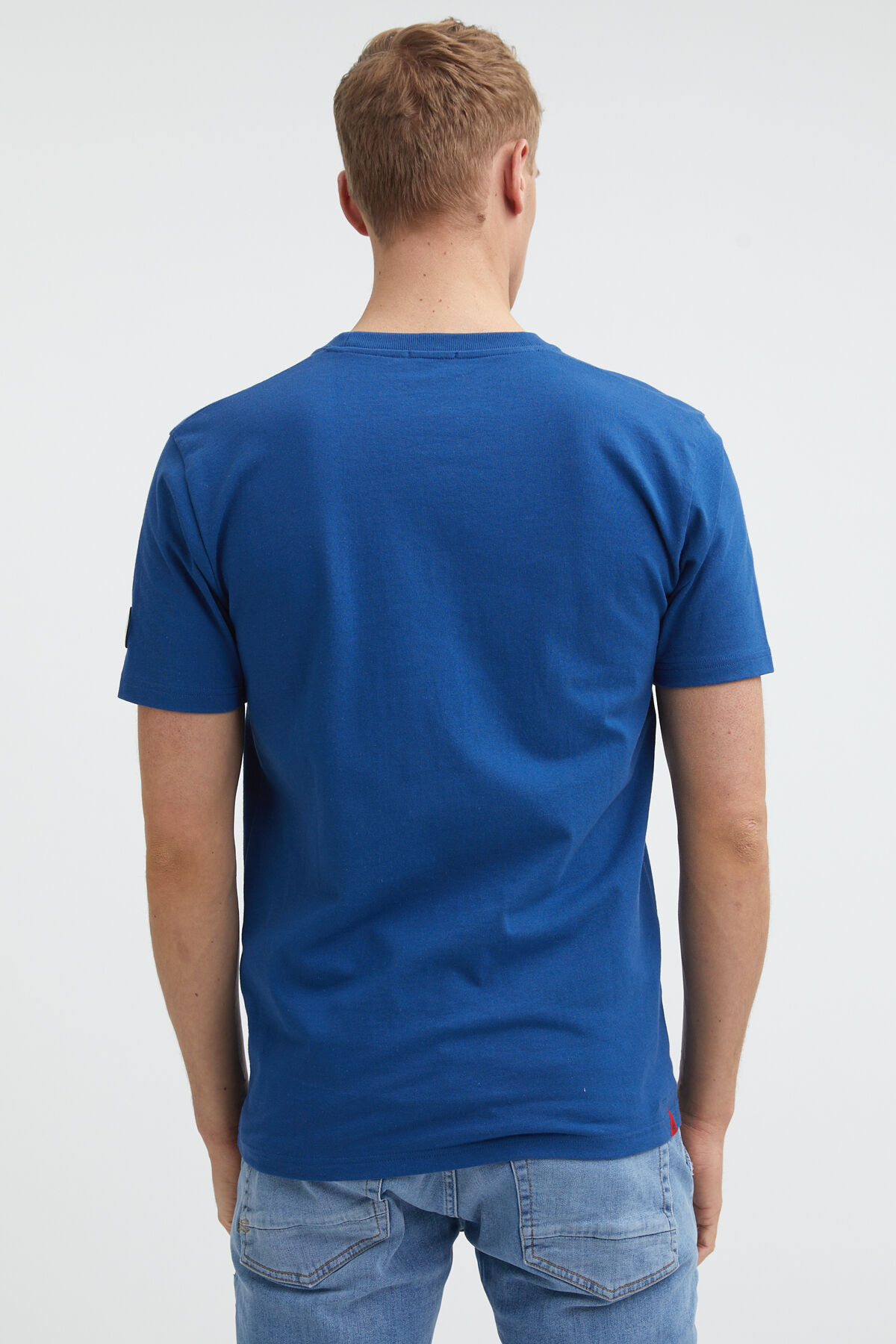 CAMPBELL TEE Cotton Jersey - Regular Fit