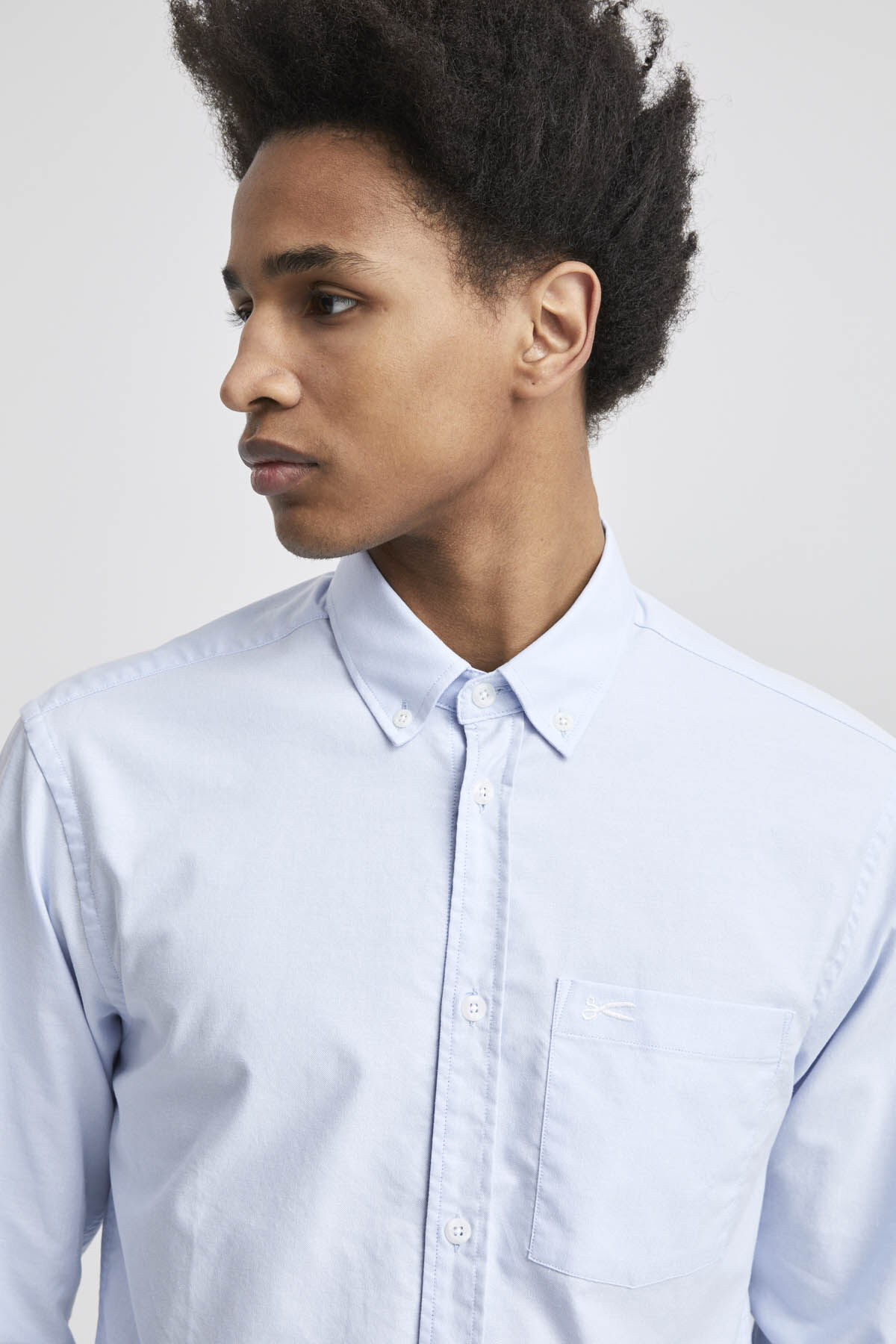 MANNERS SHIRT Stretch Oxford - Regular Fit
