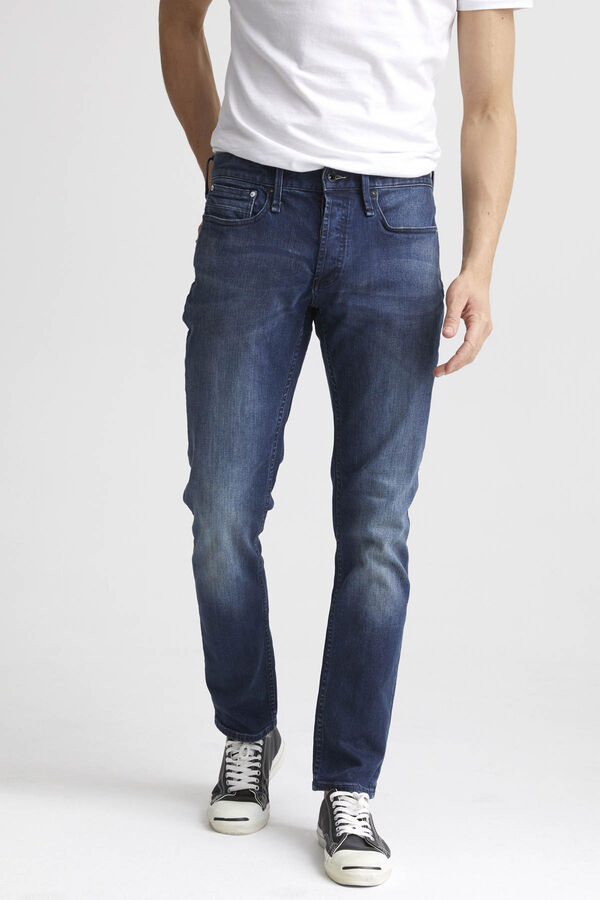 RAZOR Midweight Indigo Denim - Slim Fit