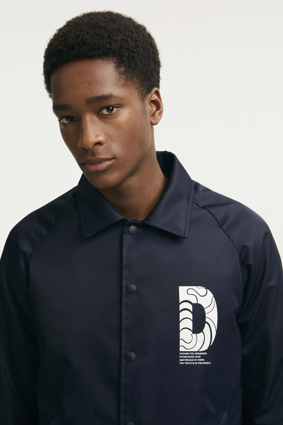 COACH JACKET Technical Nylon -  Japanese Capsule Collection
