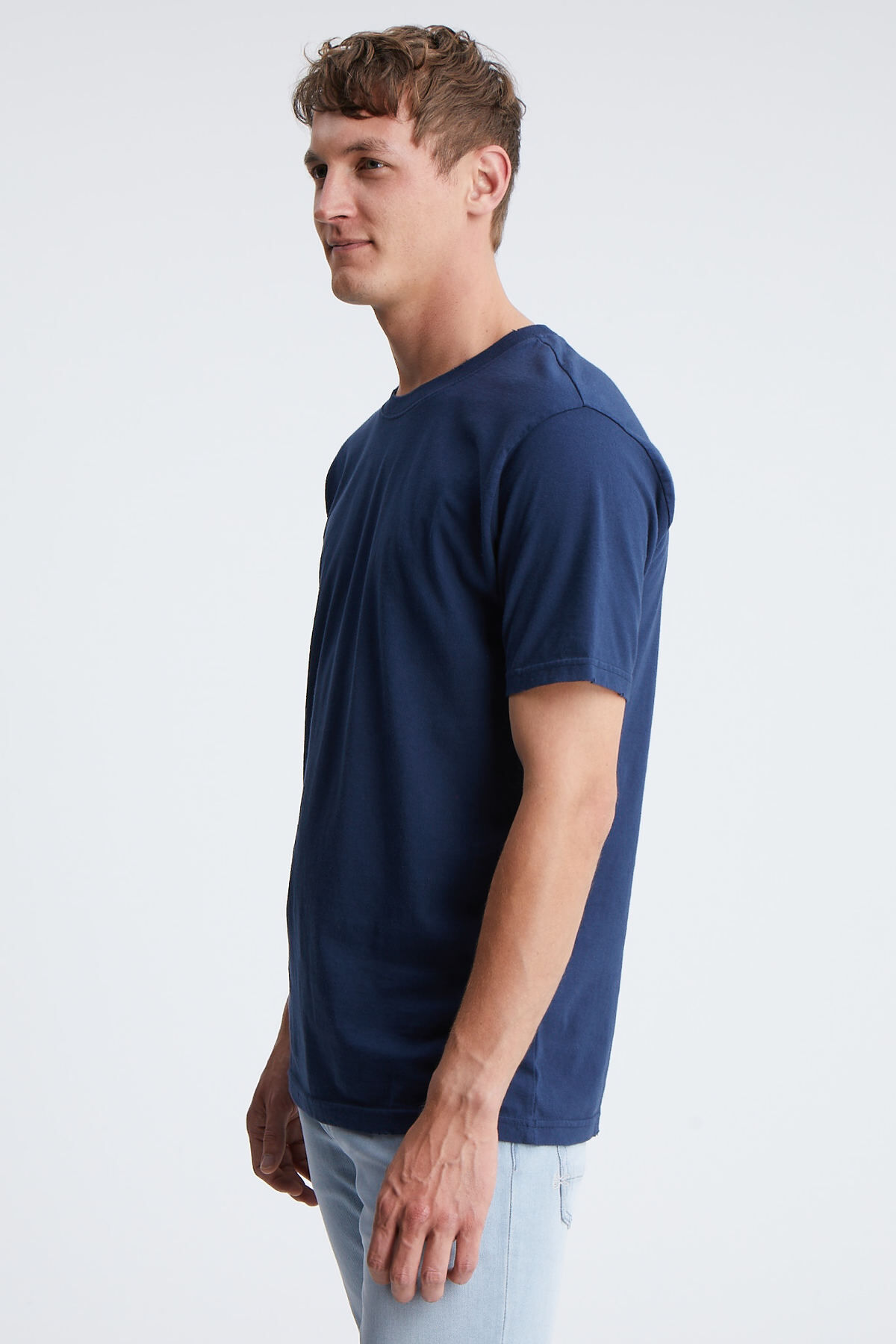 SYON TEE Core Cotton Jersey - Regular Fit
