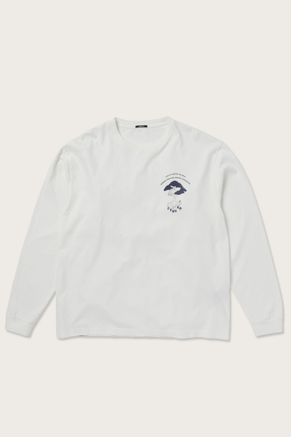 PINE LONG Pine Tree Graphic Artwork - Japanese Capsule Collection