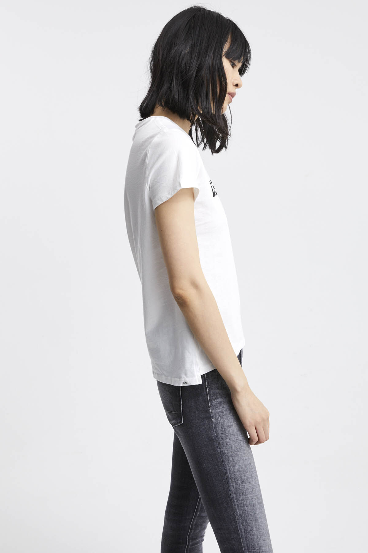 DENHAM ARROW TEE Cotton - Regular Fit