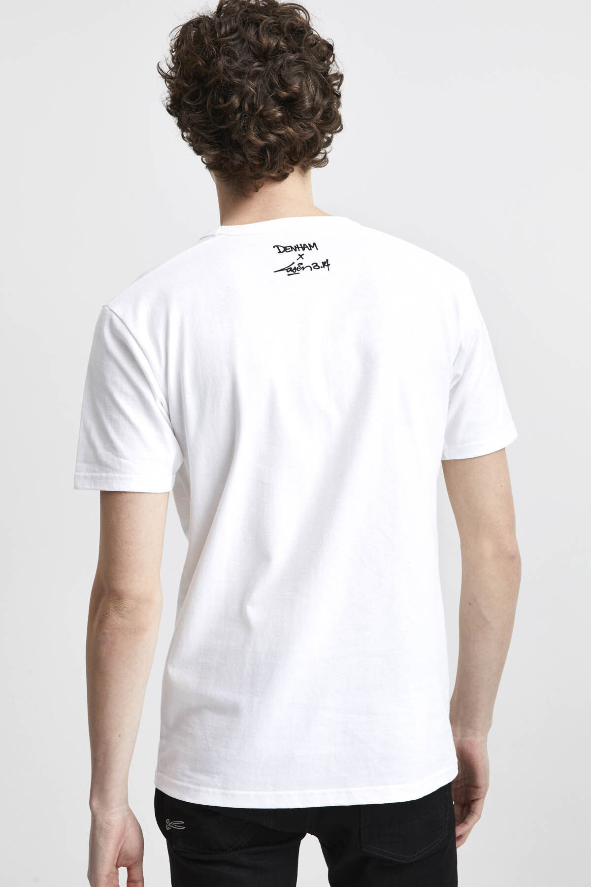 AMSTERDAM FOREVER POCKET TEE Graphic - Regular Fit