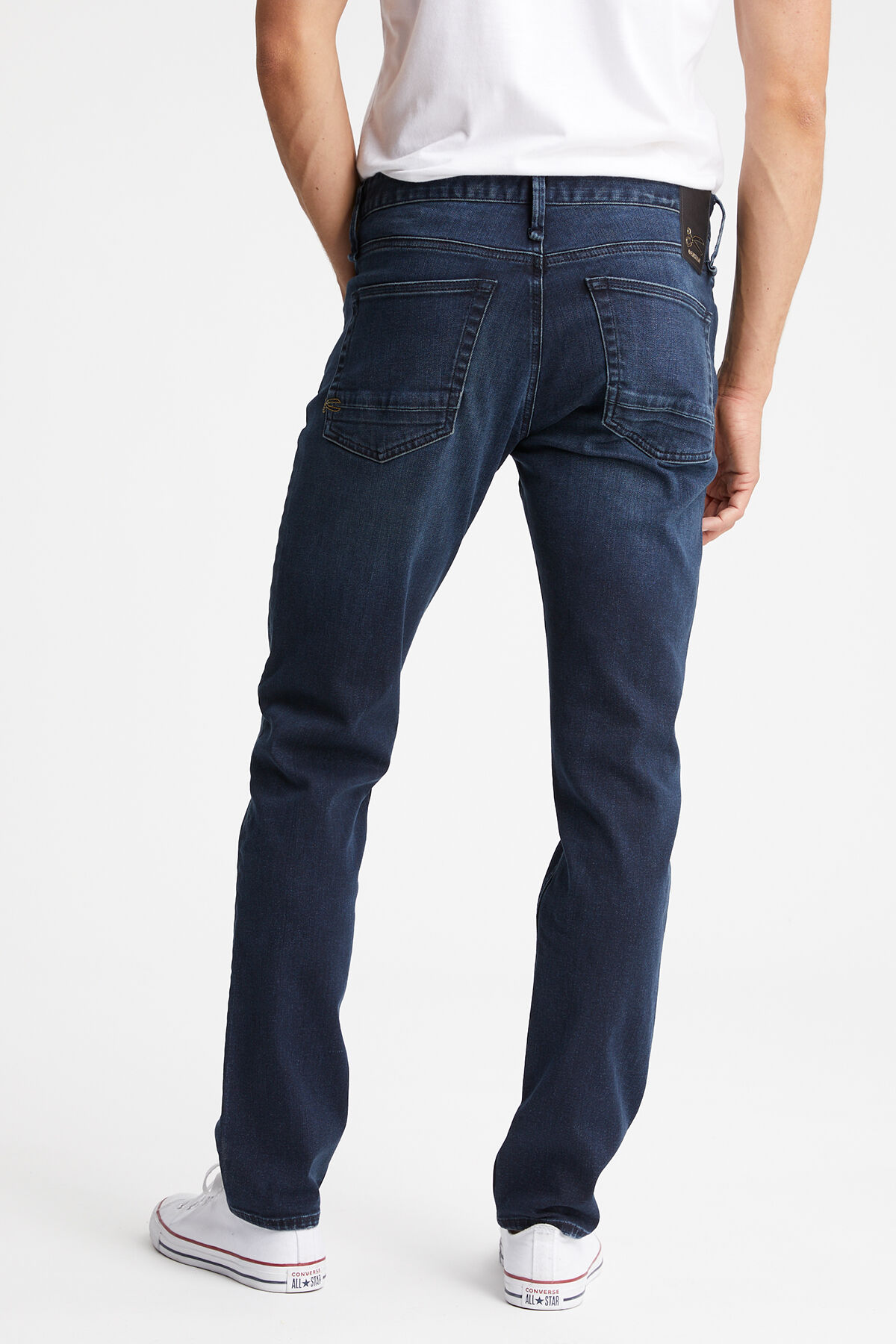 RAZOR Blue-black, light fade - Slim Fit