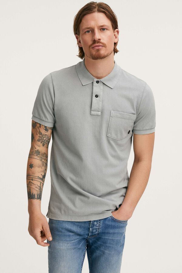 REGAL POLO Stretch Cotton Pique - Slim Fit