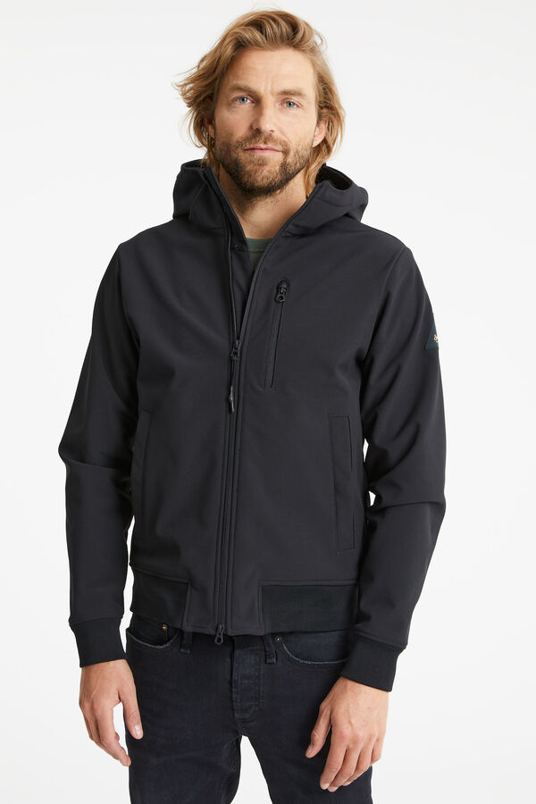 ALDER JACKET Softshell fleece lining - Regular Fit