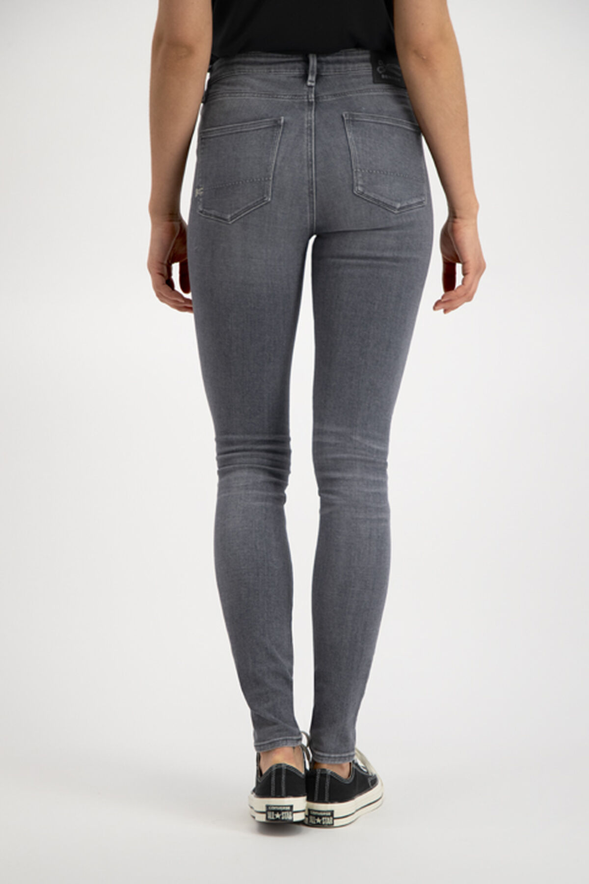 Needle High Skinny Fit Jeans - LHGF