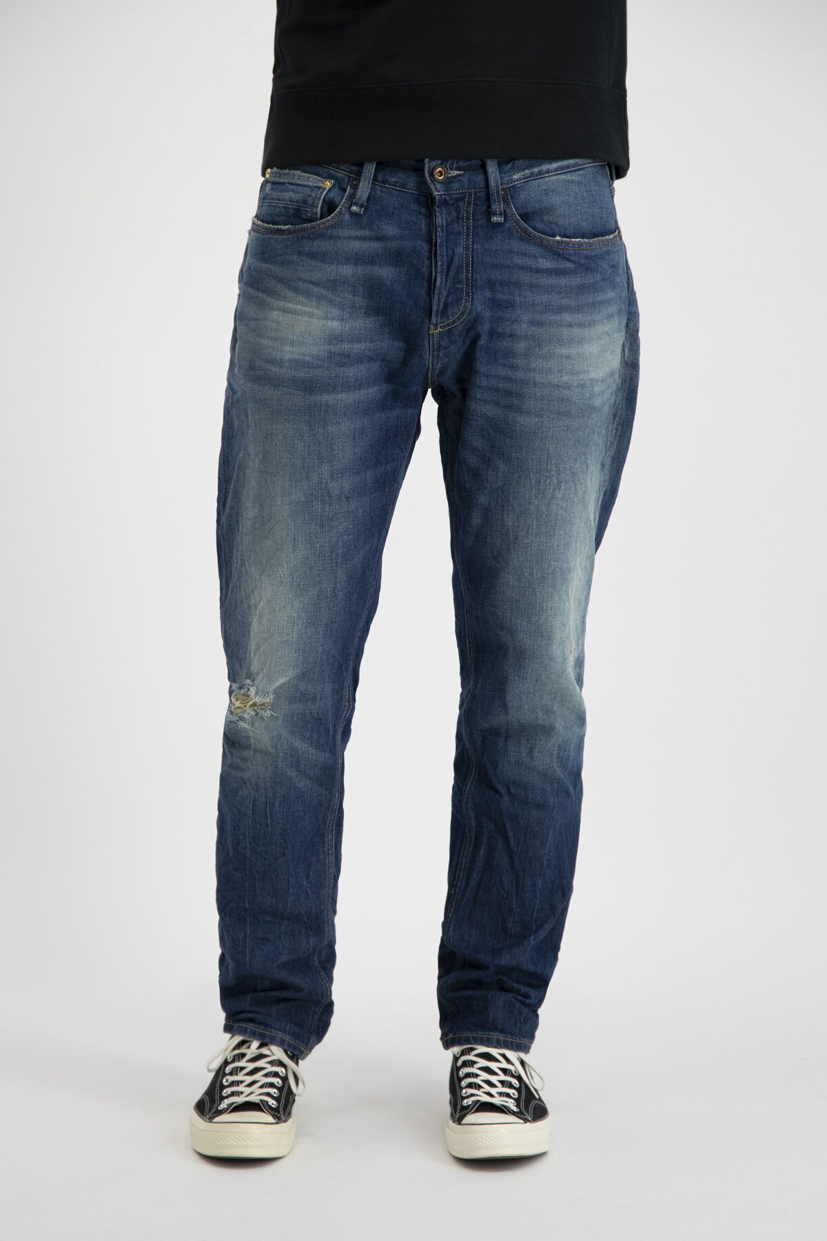 Forge Relaxed Fit Jeans - GREB