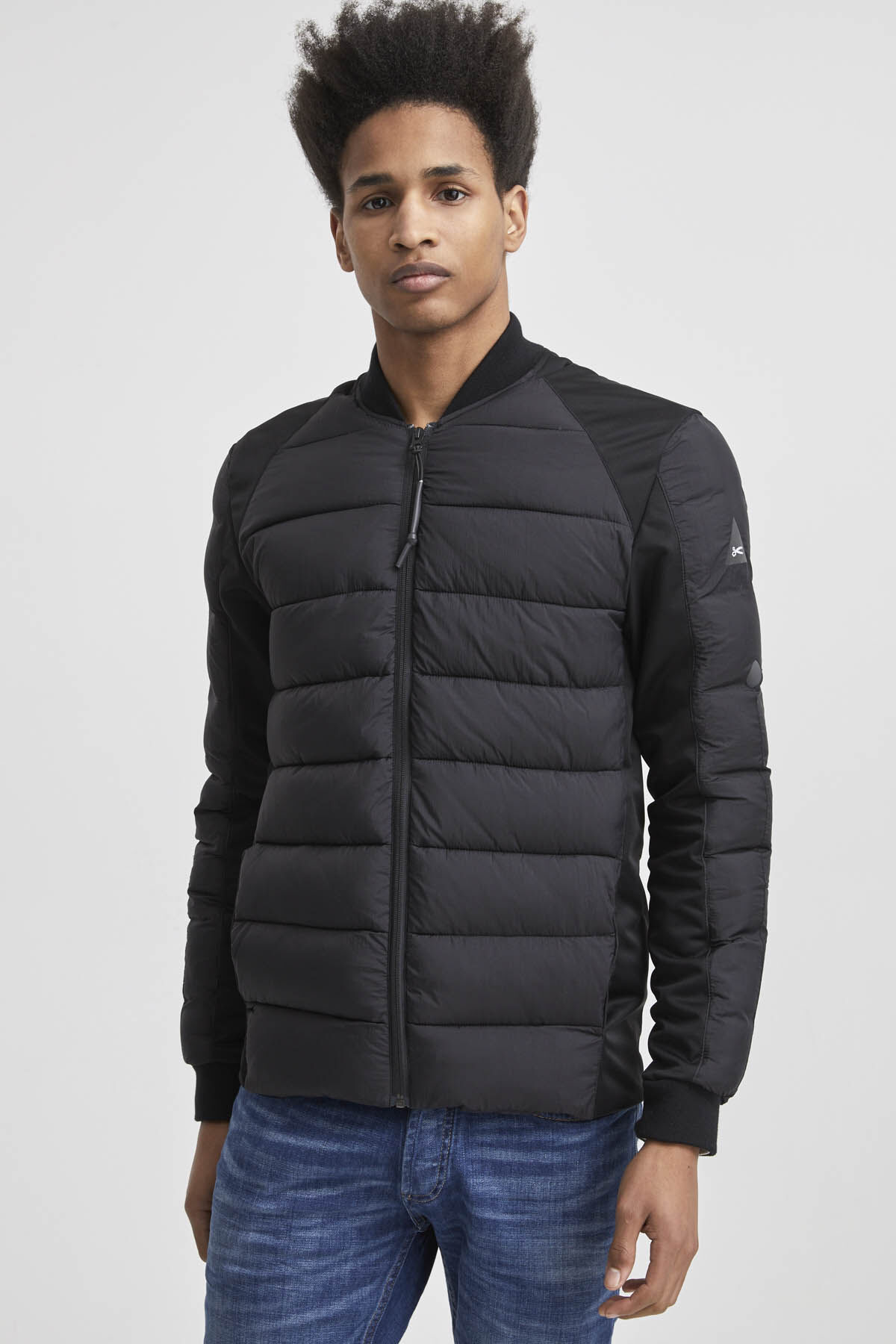 LYNX JACKET Quilted Nylon - Slim Fit
