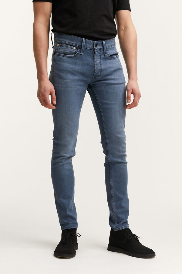 BOLT UNIQUE INDIGO CAST DENIM - SKINNY FIT