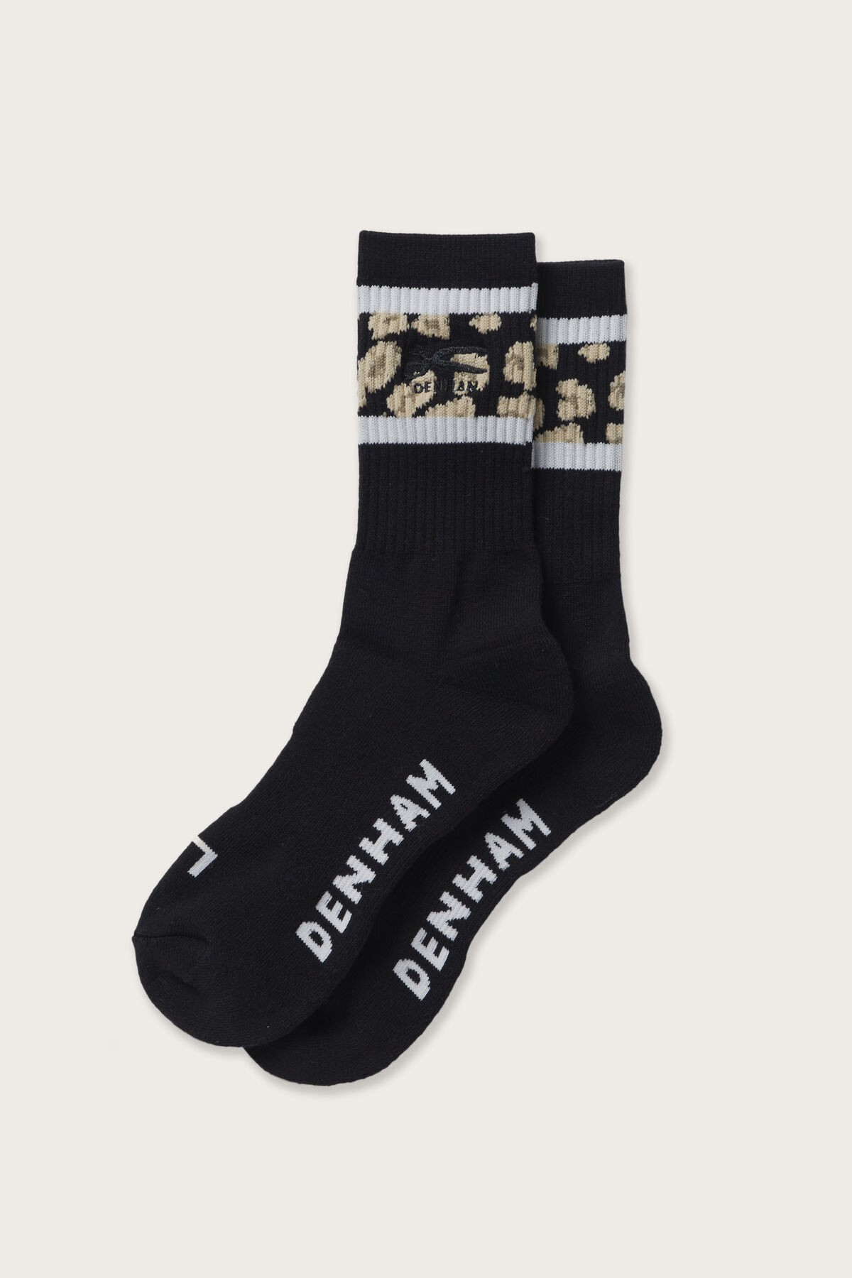 3PACK SOX Leopard Print - Japanese Capsule Collection