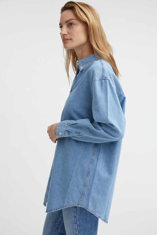HAMBLE SHIRT Exaggerated Proportions - Oversized Fit