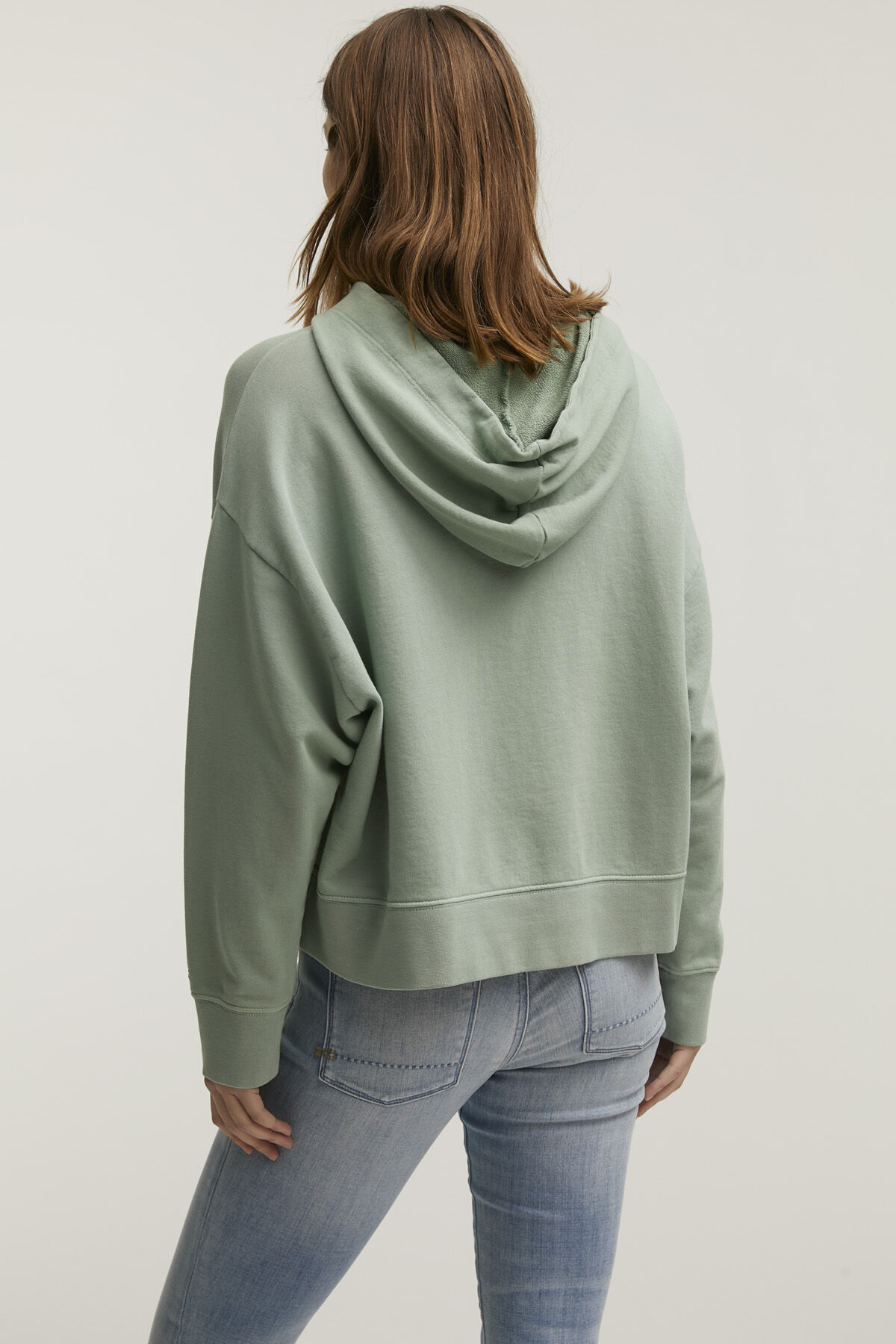 LOXFORD HOODY Loopback premium cotton - Relaxed Fit