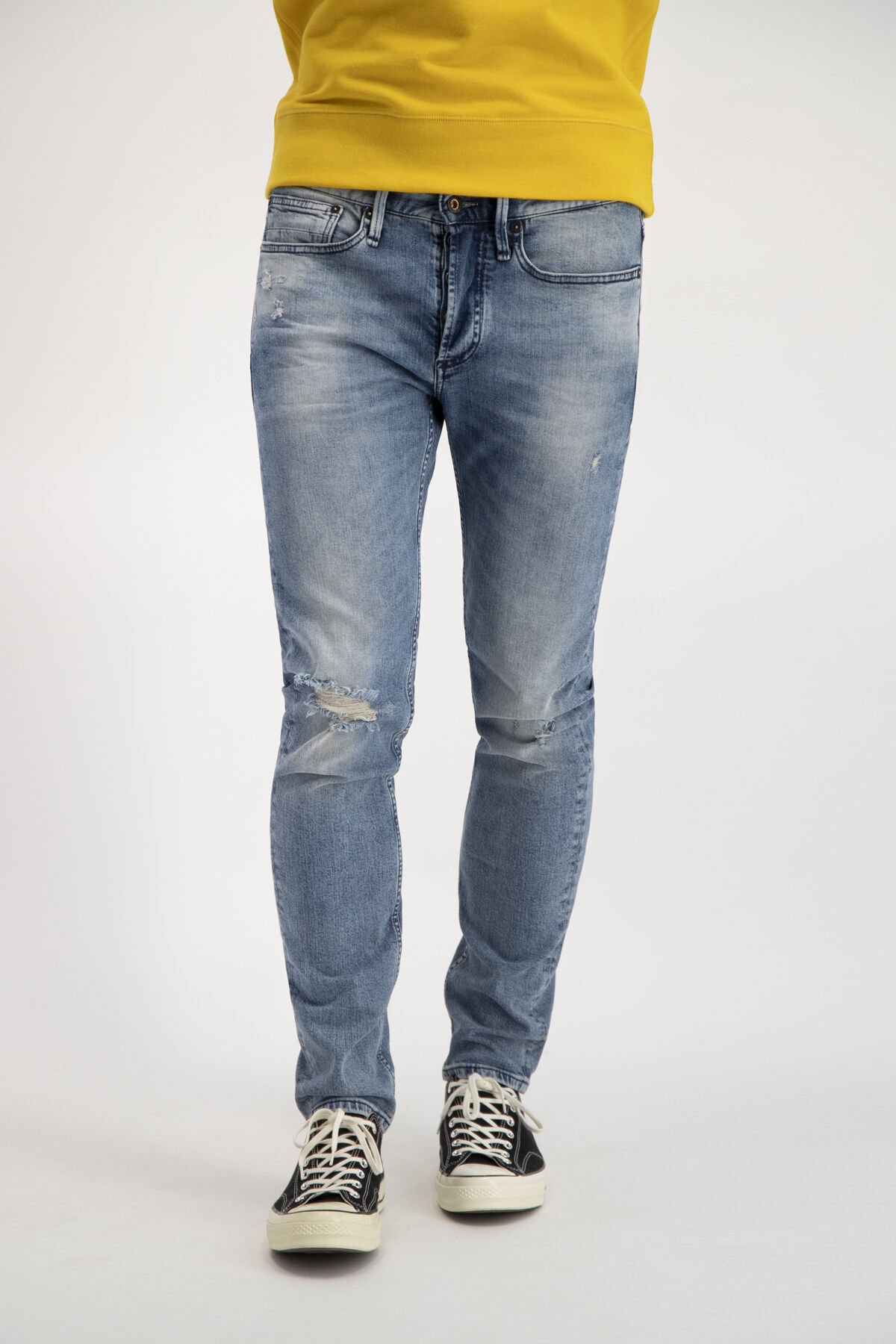 Bolt Skinny Fit Jeans - SUBR