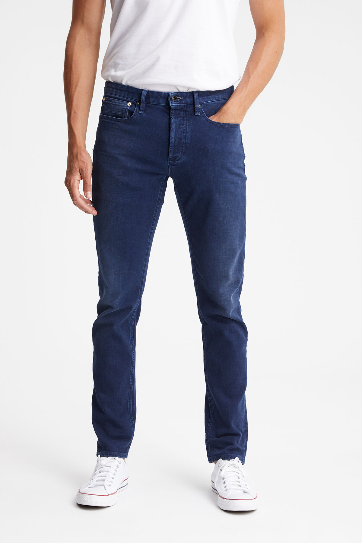 RAZOR Left-hand dark wash - Slim Fit