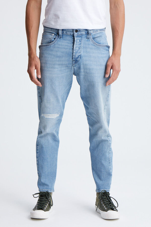 FUSION Left-hand Indigo Denim - Tapered Fit