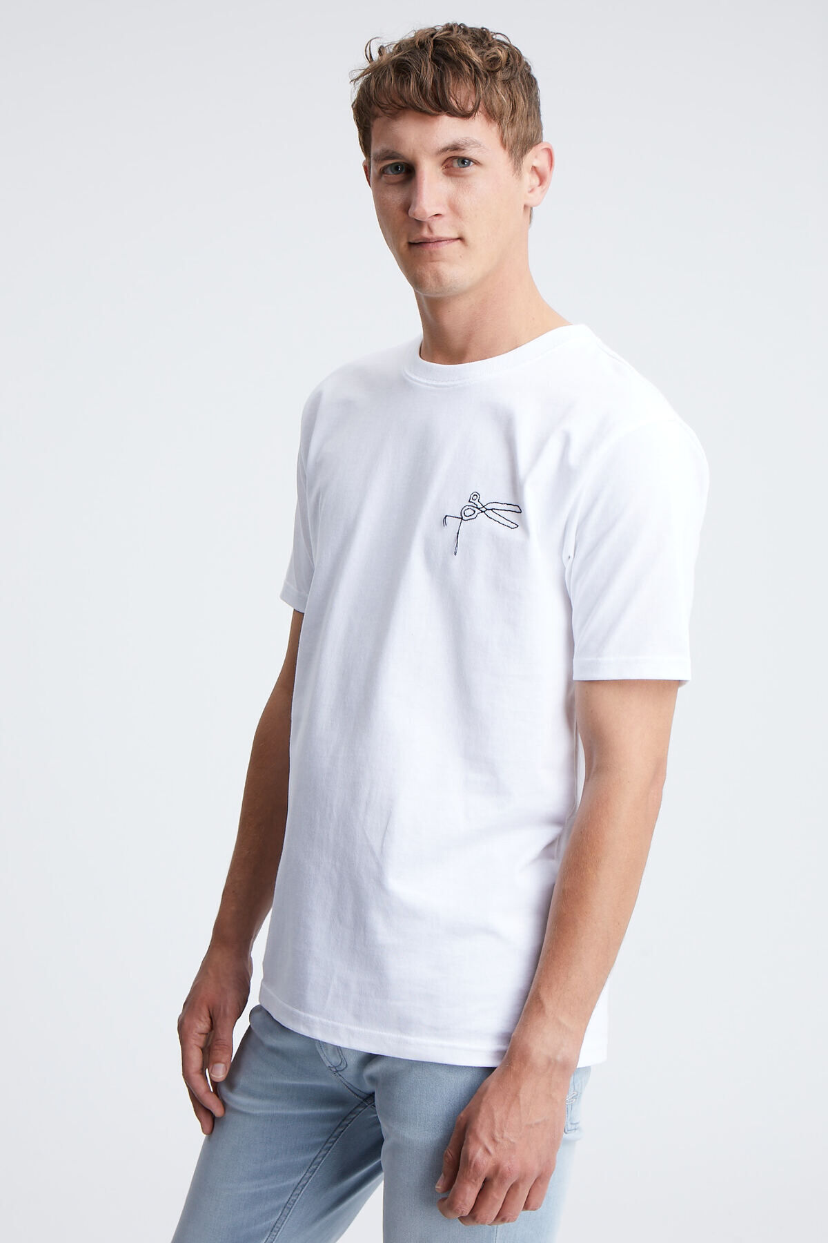THAMES TEE Heavy Core Jersey - Regular Fit