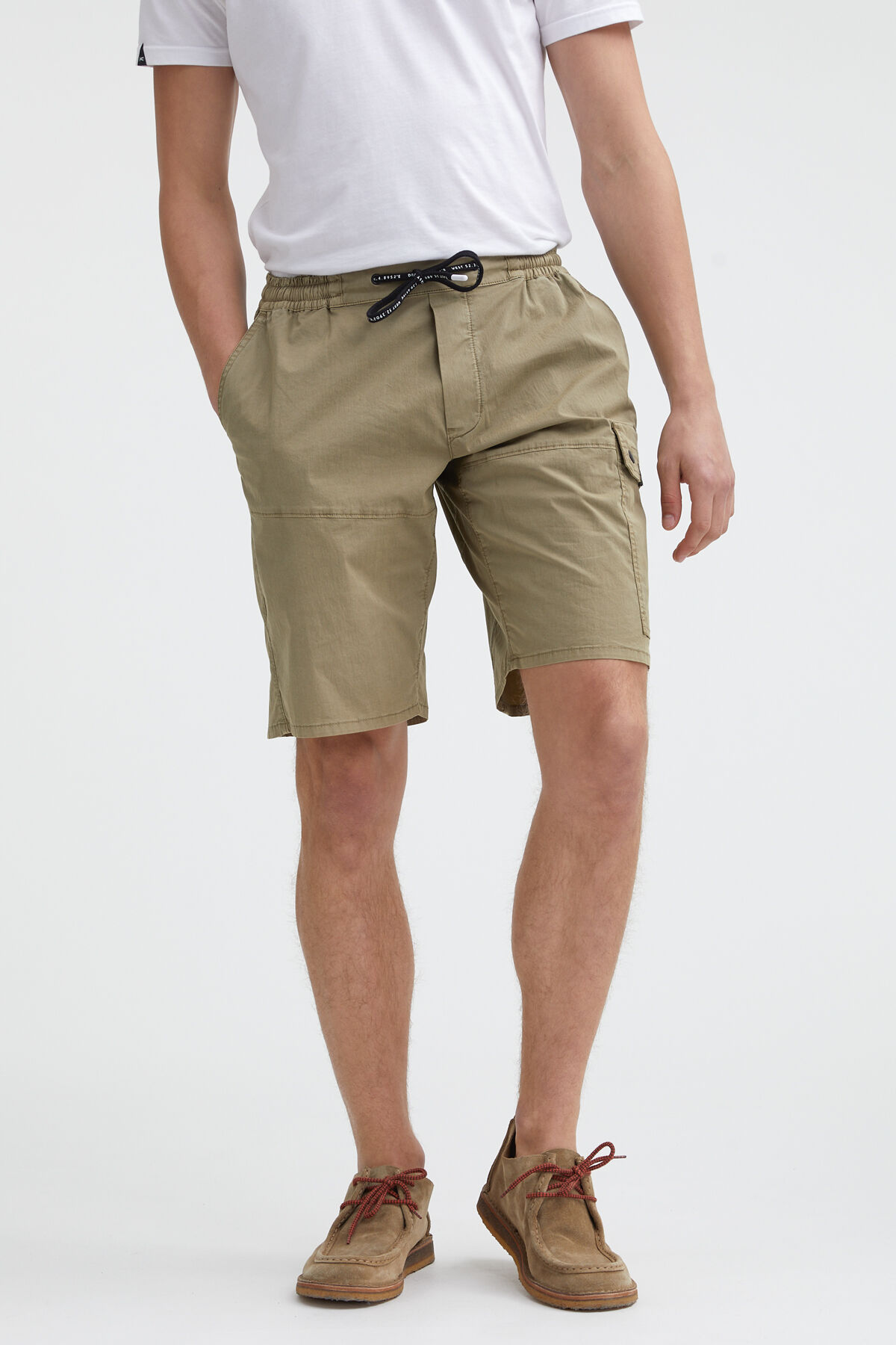 KINETIC CARGO SHORT Garment Dyed - Tapered Fit