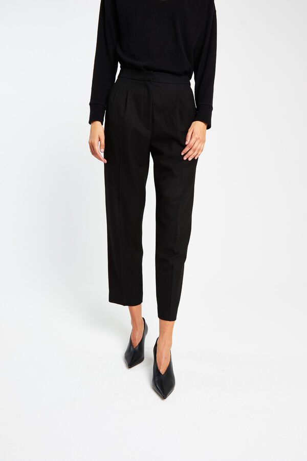 SHOJI TROUSER Wool Blend - Regular Fit