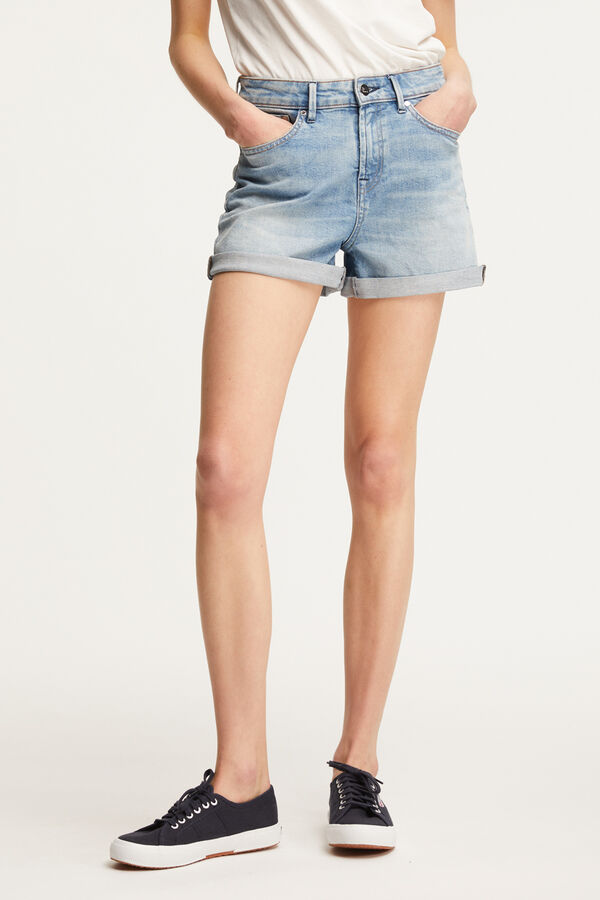 BARDOT SHORT Vintage Indigo Denim