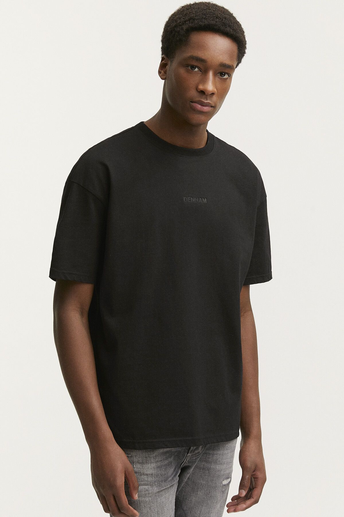 BLAKELY TEE Heavy Core Jersey - Boxy Fit