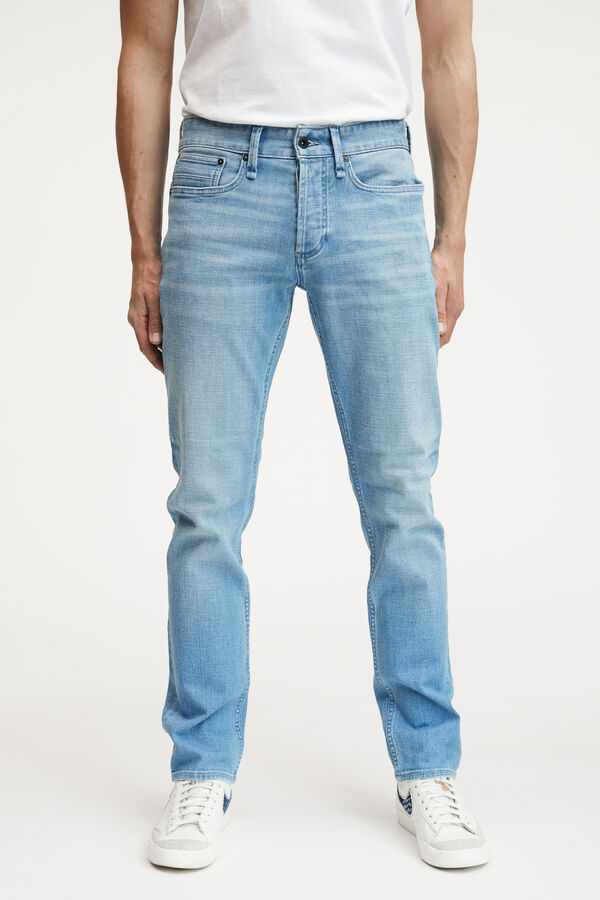 RAZOR LIGHT BLUE DENIM - SLIM FIT