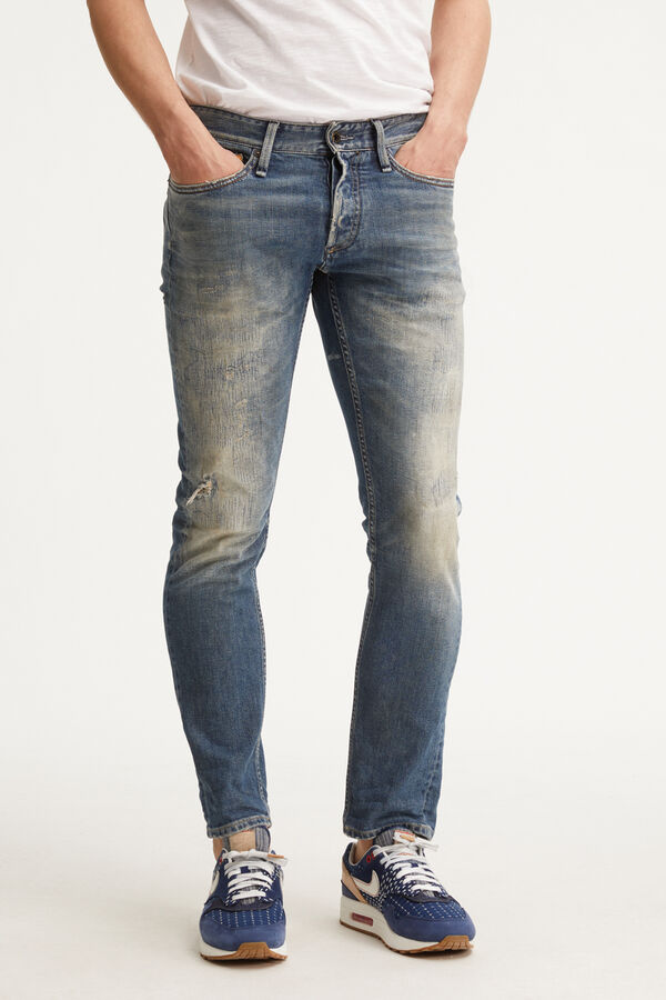 RAZOR 7-Year Repair Selvedge Denim - Slim Fit