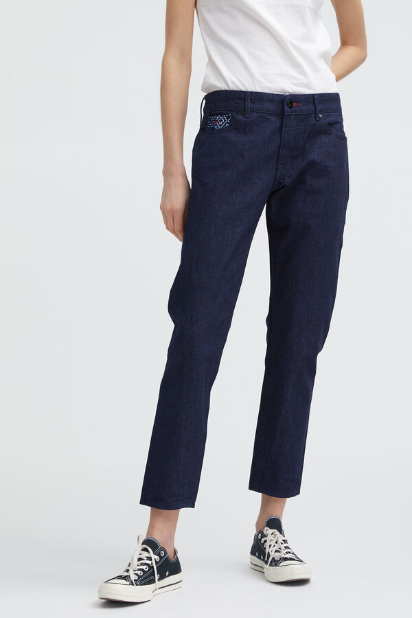 MONROE 1MIX Eco-Denim - Girlfriend Fit