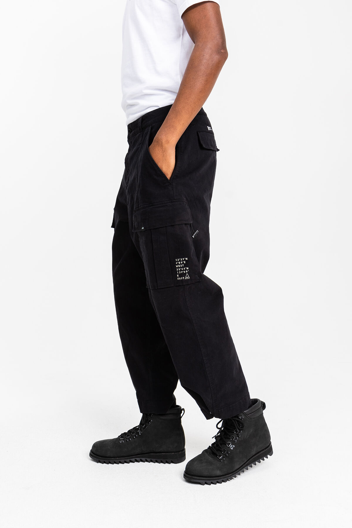 COMBAT PANT Garment Dyed - Relaxed Fit