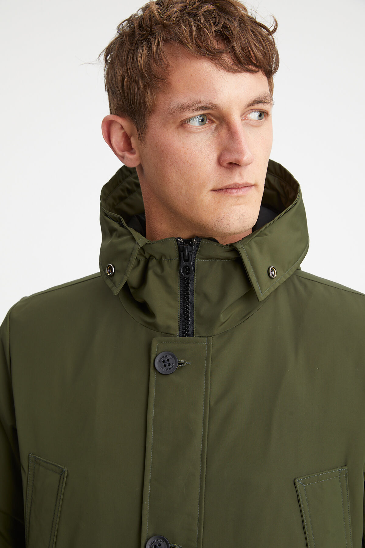 BERKLEY DOWN PARKA Recycled Down - Regular Fit