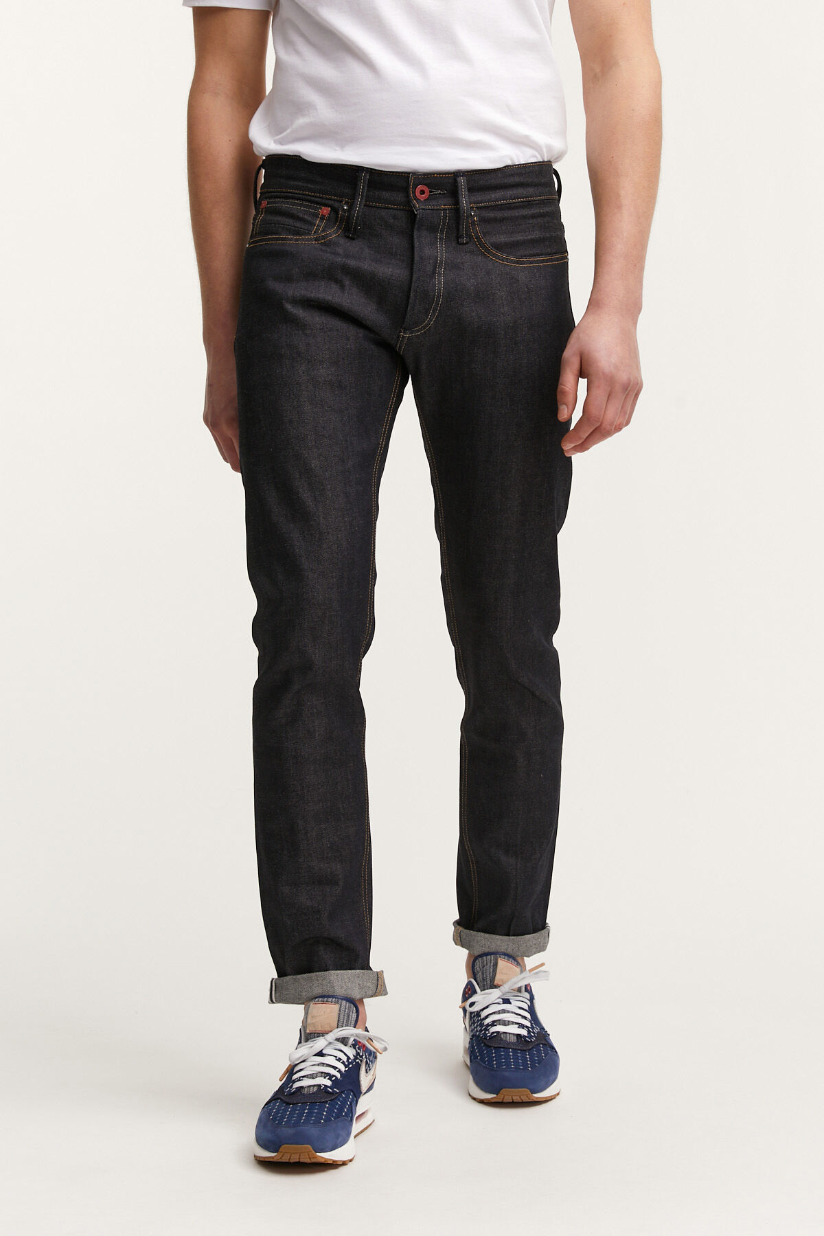 RAZOR Made in Japan, Virgin Selvedge Denim - Slim Fit