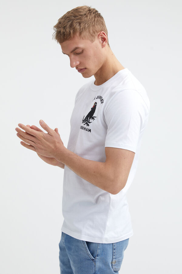 SELDON Tee Embroidery - Regular Fit