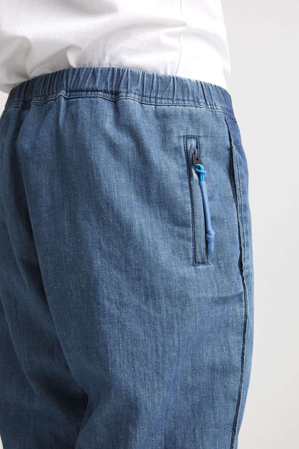 FRANCE PANT Organic Cotton & Hemp Denim - Relaxed Fit