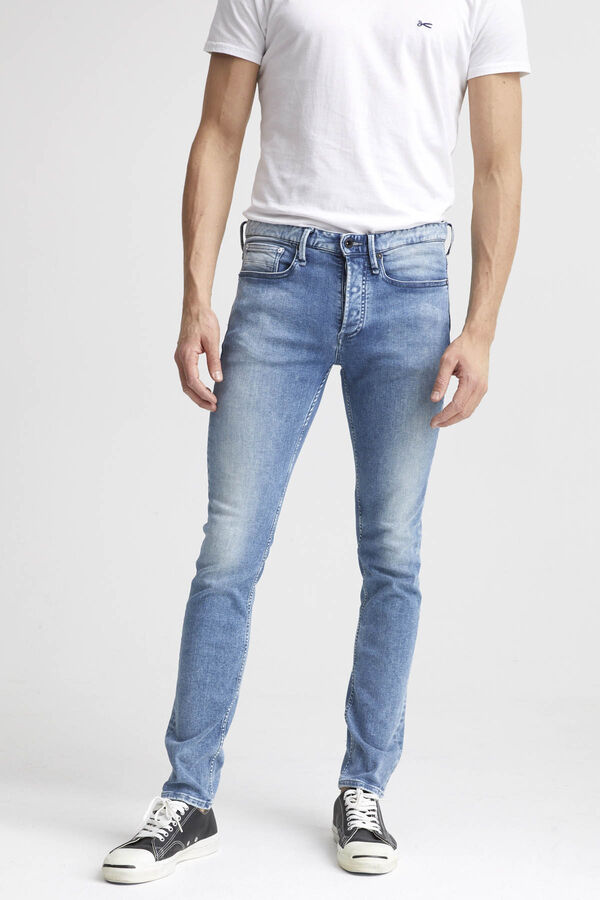 BOLT Heavy Fade Denim - Skinny Fit
