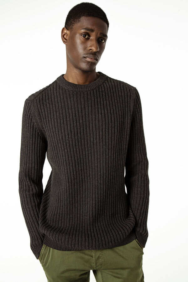 COMMANDER CREW KNIT CCY