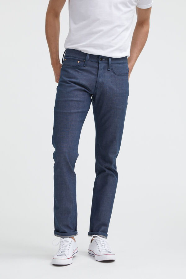 RAZOR Unwashed Selvedge Denim - Slim Fit