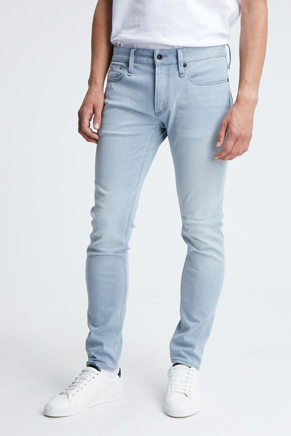 BOLT Special Indigo Cast Denim  - Skinny Fit