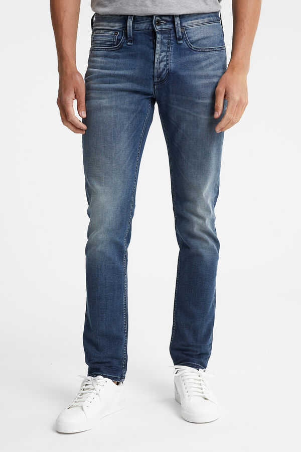 RAZOR Worn-in look - Slim Fit