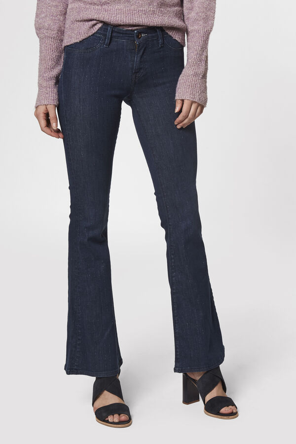 Farrah Flare Fit Jeans - ISS