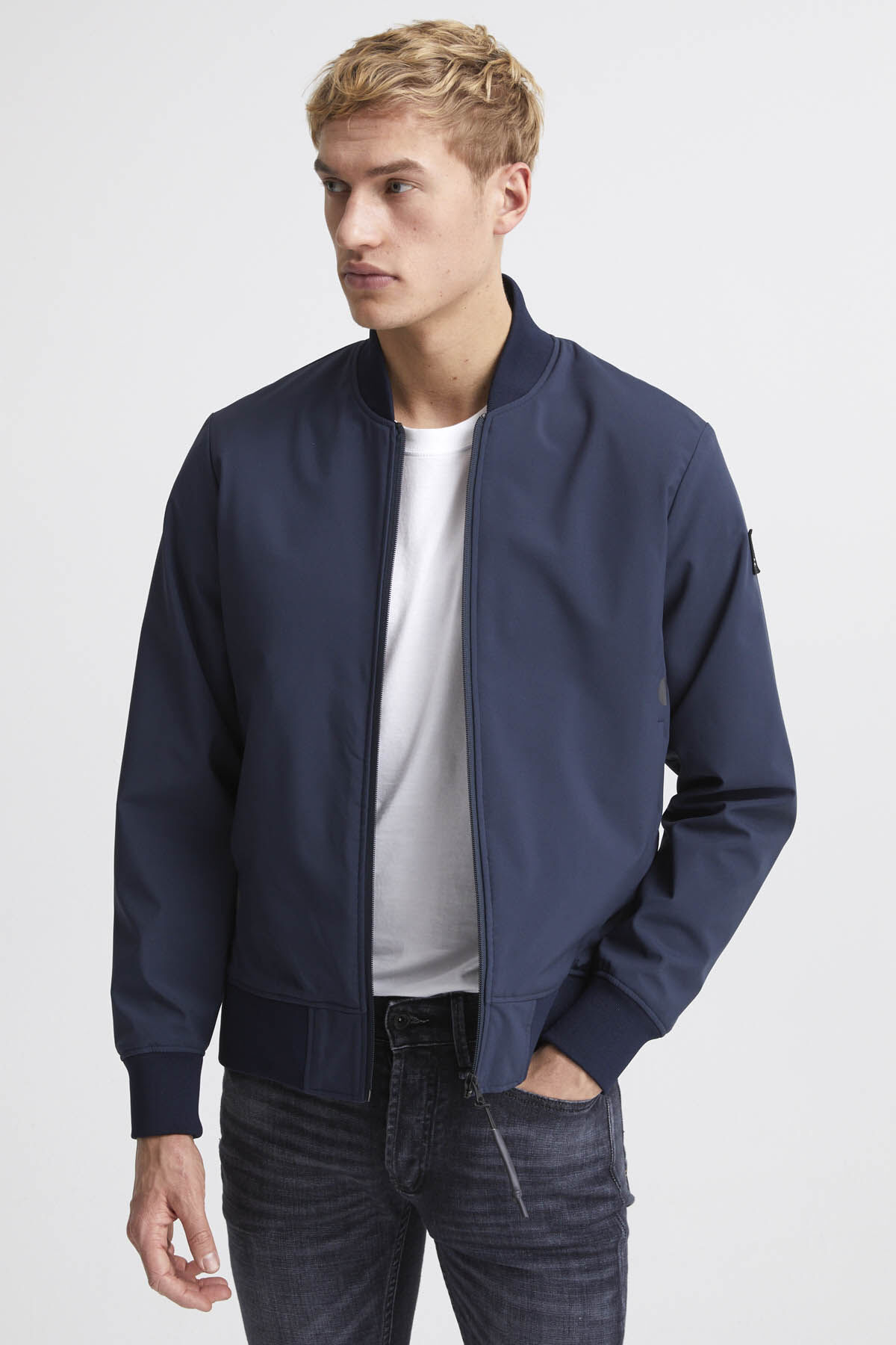 TOBRASCO JACKET LSS